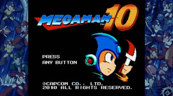 Mega Man Legacy Collection 2 - 034