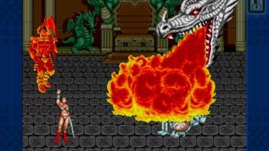 Photo of Golden Axe chega à coleção Sega Forever, empunhe sua arma e invoque seu dragão