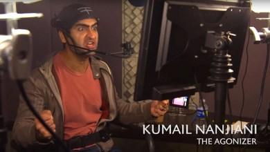 """Photo of Kumail Nanjiani é """"O Agonizador"""" em Sombras da Guerra"""