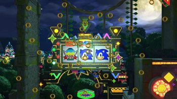 Sonic Forces Casino Forest Screen 4