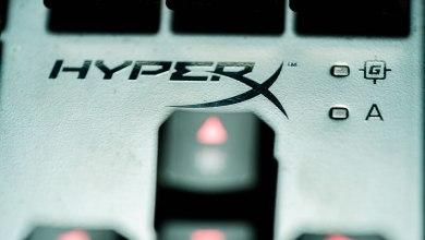 Photo of HyperX participa da BGS com 48 estações de jogos, arena 6×6 e novo teclado mecânico