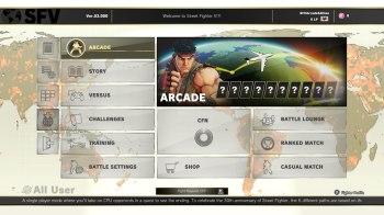 Street Fighter V Arcade Edition 001