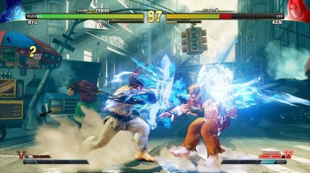 Street Fighter V Arcade Edition 008