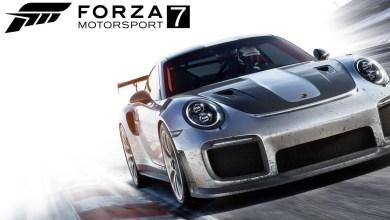 Foto de Forza Motorsport 7 chega às lojas nesta terça-feira com ações exclusivas