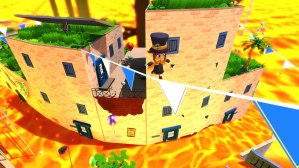 A Hat in Time - LavaTown