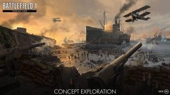 Battlefield 1 Turning Tides screen 001