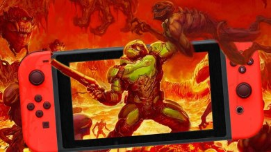 Photo of DOOM está disponível mundialmente para Nintendo Switch