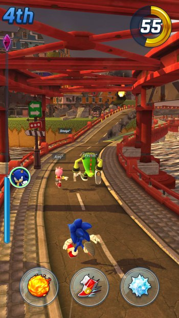 Sonic Forces Speed Battle - 002