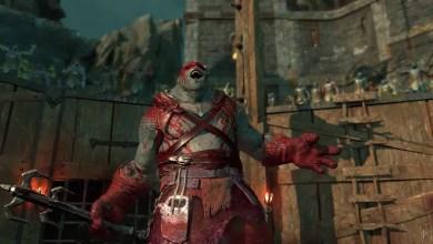 Photo of DLC gratuito, Arenas de Combate Online, para Sombras da Guerra já disponível