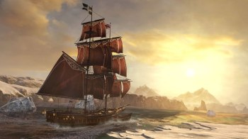 Assassins Creed Rogue Remastered 08 SailingNorthAtlantic