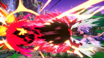 Dragon Ball FighterZ - Androide 21 - Absorb_Kamehameha