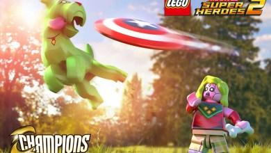Foto de Anúncio do conteúdo Campeões e Guardiões da Galáxia Vol. 2 para LEGO Marvel Super Heroes 2