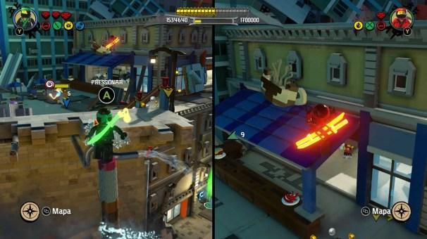 LEGO NINJAGO O Filme Video Game (03)