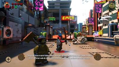 LEGO NINJAGO O Filme Video Game (29)