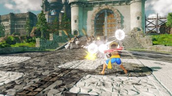 One Piece World Seeker - marinebase_battle_6