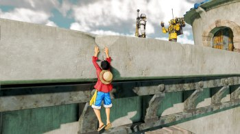 One Piece World Seeker - screenshot_WALLGRAB