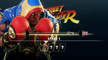 Street Fighter V Arcade Edition - Arcade Mode 14