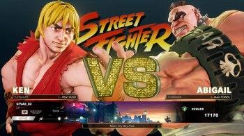 Street Fighter V Arcade Edition - Arcade Mode 3