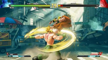 Street Fighter V Arcade Edition - Arcade Mode 7