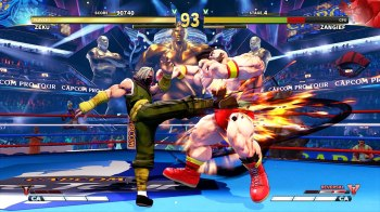 Street Fighter V Arcade Edition - Arcade Mode 9