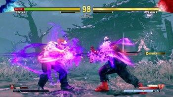 Street Fighter V Arcade Edition - Extra Battle 4 Shin Akuma