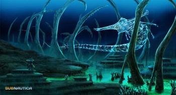 Subnautica - Lost River Bones Cove