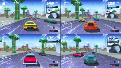Foto de Horizon Chase Turbo irá acelerar na Game Developers Conference
