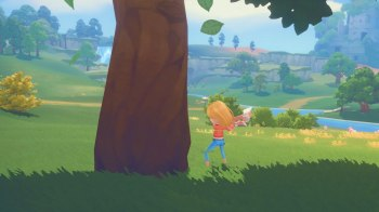 My time at Portia - Chopping