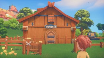 My time at Portia - Workshop
