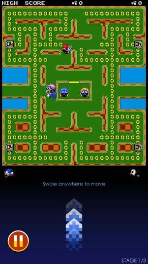 Pac-Man x Sonic Dash 004
