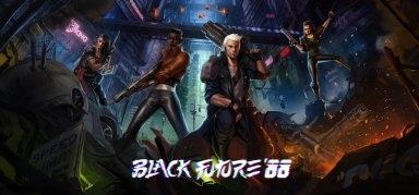 Black Future 88 Key Art