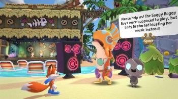 Super Lucky's Tale - Gilly Island DLC 004