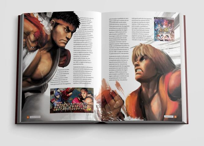 WarpZone Essencial Street Fighter 1