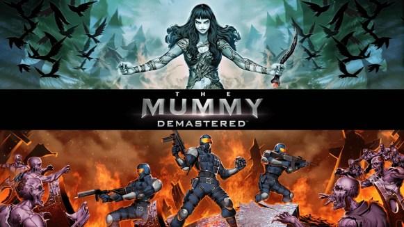 The Mummy Demastered (01)
