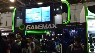 Photo of Gamemax na BGS 2018, lançamentos, eSports e demonstrações de overclock