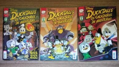 Foto de DuckTales #1 #2 #3 | Os Caçadores de Aventuras em quadrinhos! (Impressões)