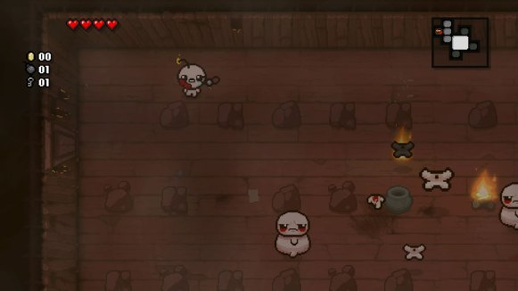 The Binding of Isaac Rebirth (03)