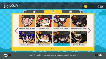 Super Bomberman R 44