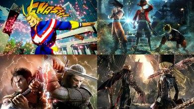 Foto de Anime Friends terá as novidades da E3 2018 da Bandai Namco