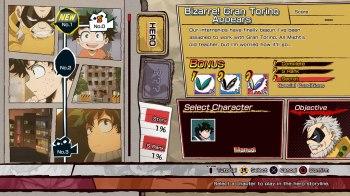 my-hero-ones-justice-story-mode-menu