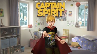 Foto de The Awesome Adventures of Captain Spirit, de graça em 26 de junho