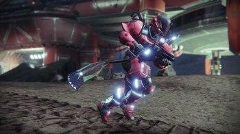 Destiny 2 Solstício dos Heróis Titan Dunemarchers