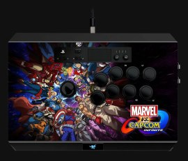 Razer Panthera Marvel vs Capcom Infinite - 2