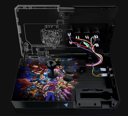 Razer Panthera Marvel vs Capcom Infinite - 4