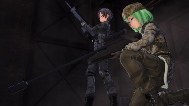 Sword Art Online Fatal Bullet - Betrayal of Comrades 08