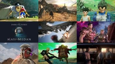 Foto de Todos os trailers e anúncios da Bandai Namco na Gamescom 2018
