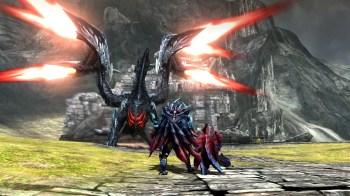 Monster Hunter Generations Ultimate Valstrax