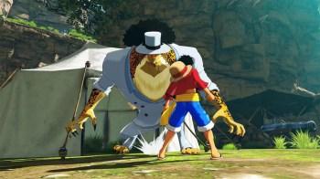 One Piece World Seeker Lucci Attack 01