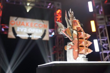 QuakeCon eSports - Gauntlet_On_Stage7