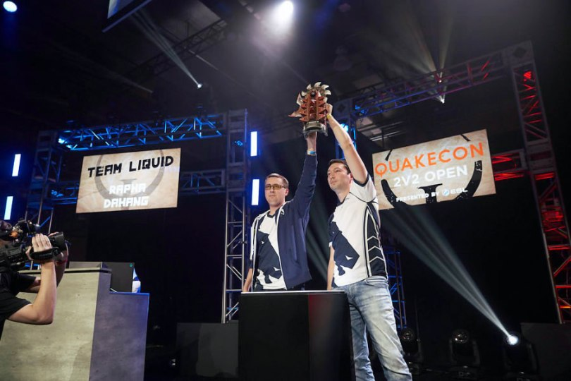 QuakeCon eSports - TeamLiquid_2v2Winners1